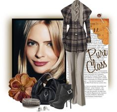 """Pure Class"" by butterflykisses ❤ liked on Polyvore"