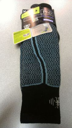 Smartwool Womens PhD Snowboard Light Socks Size Medium in Black Seabreeze 042 | eBay