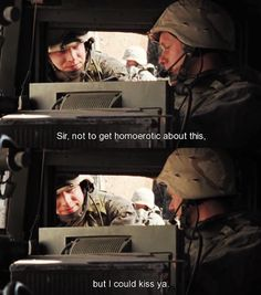 Generation Kill - Fick  Colbert.