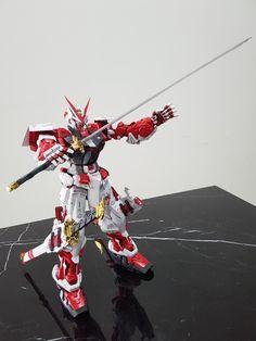 Astray Red Frame, Perfect Grade, Gundam Astray, Kai, Chicken