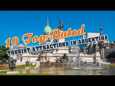 10 Top-Rated Tourist Attractions in Argentina Beautiful Mosques, Beautiful Scenery, 10 Top, Secret Places, Camping And Hiking, All Over The World, Top Rated, Castles, Taj Mahal