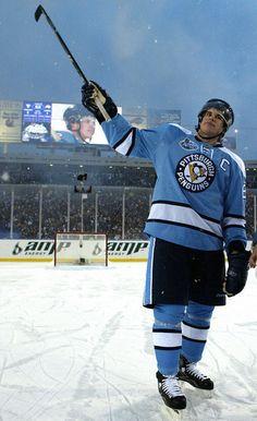 Sidney Crosby - Winter Classic