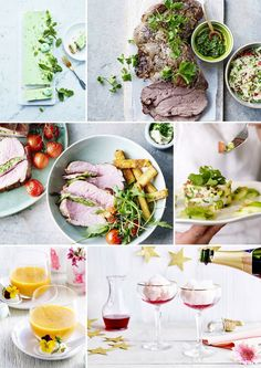 Organiseer jij binnenkort een communie- of lentefeest? Met deze menu's scoor je gegarandeerd!