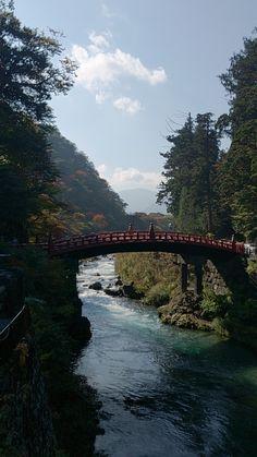 二荒山神社 神橋 : 日光市, 栃木県