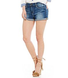 Joes Jeans Petra Rolled Shorts #Dillards