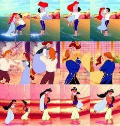 My favorite princesses