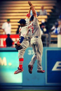 Matt Holliday & Jon Jay- best picture EVER!!!