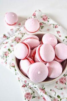 Macaroons - my new favorite treat