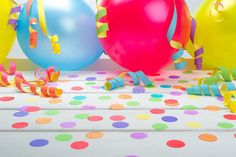 3 FT Balloons, Balloons, Solid Colored Balloons, Party Balloons, Latex Balloons…