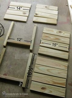 Woodworking Shelves How To Build Remodelando la Casa: DIY - Wooden Planters.Woodworking Shelves How To Build Remodelando la Casa: DIY - Wooden Planters Diy Wooden Planters, Pallet Planter Box, Succulent Planter Diy, Flower Planters, Succulents Diy, Wooden Diy, Outdoor Planters, Galvanized Planters, Concrete Planters