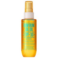 Shop Sol de Janeiro Bum Bum Sol Oil SPF 30 at Sephora. This illuminating, non-greasy dry oil worships the body with SPF 30 and nourishing moisture. Sephora, Acai Oil, E Cooking, Cupuacu Butter, Facial Cleansers, Moisturizers, Best Skincare Products, Oily Skin Care, Mineral Oil