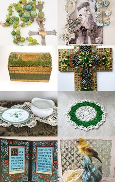Cottage Living - Irish Style by Kristin on Etsy--Pinned with TreasuryPin.com