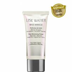 Enlarged pores are bores. Make them disappear and give your skin a flawless, silky, matte finish with Base Miracle Pore Minimizing Primer. Just a touch of this innovative Makeup base and voila! Pesky shiny spots and enlarged pores vanish instantly. Acne Skin, Oily Skin, Combination Skin Care, At Home Face Mask, Skin Toner, Pores, Skin So Soft, Base, Artist