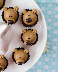 Como fazer Docinho de leite em pó + 12 ideias de modelagem para festa infantil