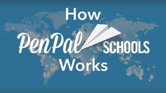 PenPal Schools (penpalschools) on Pinterest