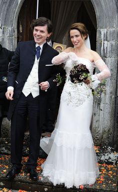 paddy kelly and joelle verreet - wedding in ireland