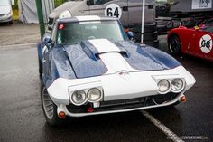 Chevrolet Corvette C2 racing