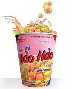 Acecook Việt Nam ra mắt sản phẩm mới mì ly Handy Hảo Hảo