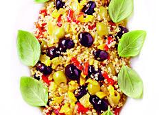 Une semaine de recettes de salades simples et pratiques à apporter au bureau