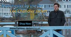 Lee Chandler Manchester by the Sea Black Jacket  #LeeChandlerJacket #ManchesterbytheSeaJacket