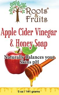 Apple Cider Vinegar & Honey Soap