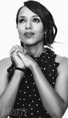 Kerry Washington - Emmy Drama Contender 2015