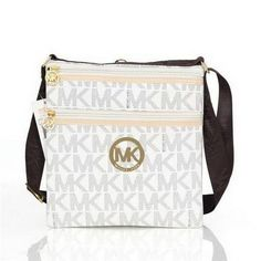 new fashion Michael Kors Logo Signature Large White Crossbody Bags Outlet on sale online, save up to 90% off hunting for limited offer, no duty and free shipping.#handbags #design #totebag #fashionbag #shoppingbag #womenbag #womensfashion #luxurydesign #luxurybag #michaelkors #handbagsale #michaelkorshandbags #totebag #shoppingbag