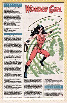 Wonder Girl | George Perez