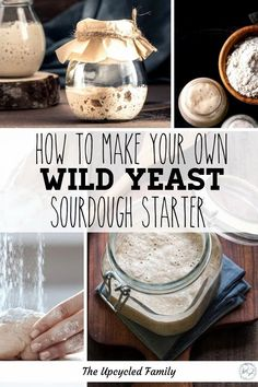 Do you want to make your own artisan breads or sourdough recipes but don't feel confused about the starter, or not sure where to get one? Here is one easy and healthy recipe to make your own sourdough starter, for all of your sourdough needs. #sourdough #starter #howto #starterrecipe #breadstarter #simplehomesteadrecipes #healthy #tips #tricks Real Food Recipes, Healthy Recipes, Healthy Tips, Healthy Breads, Healthy Foods, How To Make Bread, Food To Make, Sourdough Recipes, Sourdough Bread
