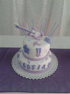 Tortas Decoradas de Violetta de Disney
