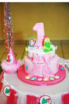 Fun At ONE Birthday Party Ideas
