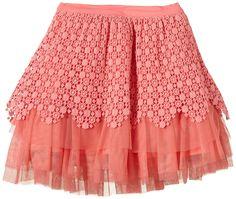Noa Noa Miniature Girl's Skirt: Amazon.co.uk: Clothing