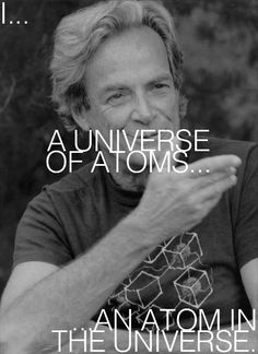 Richard Feynman on Good, Evil, and the Zen of Science, Plus His Prose Poem for the Glory of Evolution – Brain Pickings Quantum Electrodynamics, Environmental Ethics, Quantum Physics, Theoretical Physics, Quantum Mechanics, Physicist, Monologues, Student Work, Albert Einstein