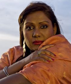 Pakistani Singer Riffat Sultana Breaks with Tradition, Sings in Public Muslim Family, Pakistani, Singing, Public, Traditional, Art, Art Background, Kunst, Performing Arts