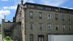 Historic. Carleton Place, Multi Story Building, Places, Lugares