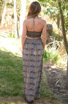 Just Be Free Maxi Dress