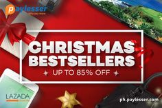 Grand Christmas Sale -Purchase now and save up to 90% discount only at #Lazada #Offer #Paylesser  Why pay more?