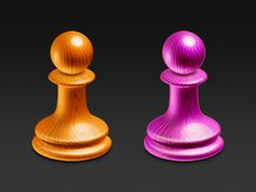 Dribbble - Pawn by Di Zaborskih