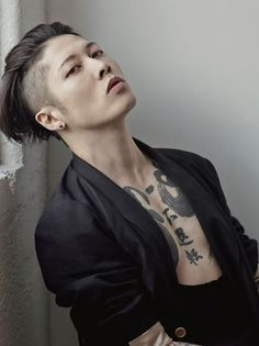 Miyavi.... Luigi Inc. Gang leader and reluctant helper, possible future lover to heroine