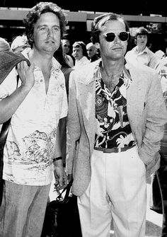 Michael Douglas and Jack Nicholson, 1976 Hollywood Icons, Hollywood Actor, Hollywood Celebrities, Hollywood Actresses, Classic Hollywood, Jack Nicholson, You Don't Know Jack, The Expendables, Jason Statham