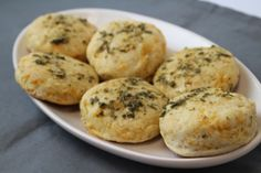 Homemade Cheddar Bay Biscuits