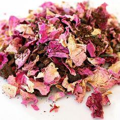 Vanilla Rose Organic Tea by AstroloTea® - new photos!