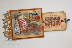 That's Life: Best Of Times Tutorial for the Tim Holtz Media Team
