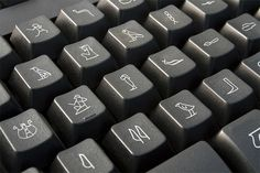 Unlikely: The Impossible and Improbable Objects of Giuseppe Colarusso sculpture humor digital  --(I think it would be fun to do this to someone's keyboard.)