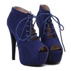 www.reverbnation.com/mrslic404 www.twitter.com/mr_slic $35.35 Party Lace-Up and High Heel Design Women's Peep Toed Shoes