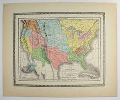 Die 126 besten Bilder von Indian Nation : The Map Of Native American ...