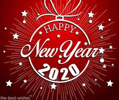 happy new year wishes images 2020