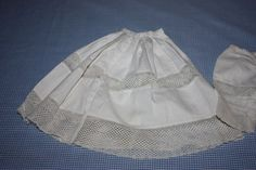 Slip and Bloomers Set Early 1900's