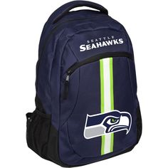 Seattle Seahawks NFL Action Backpack