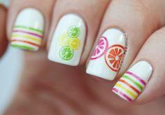 top summer nail art designs & ideas 2018